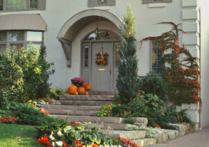 Planning a Fall Open House